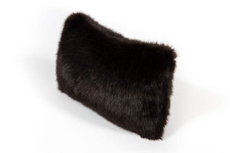Faux Mink Pillow: 9