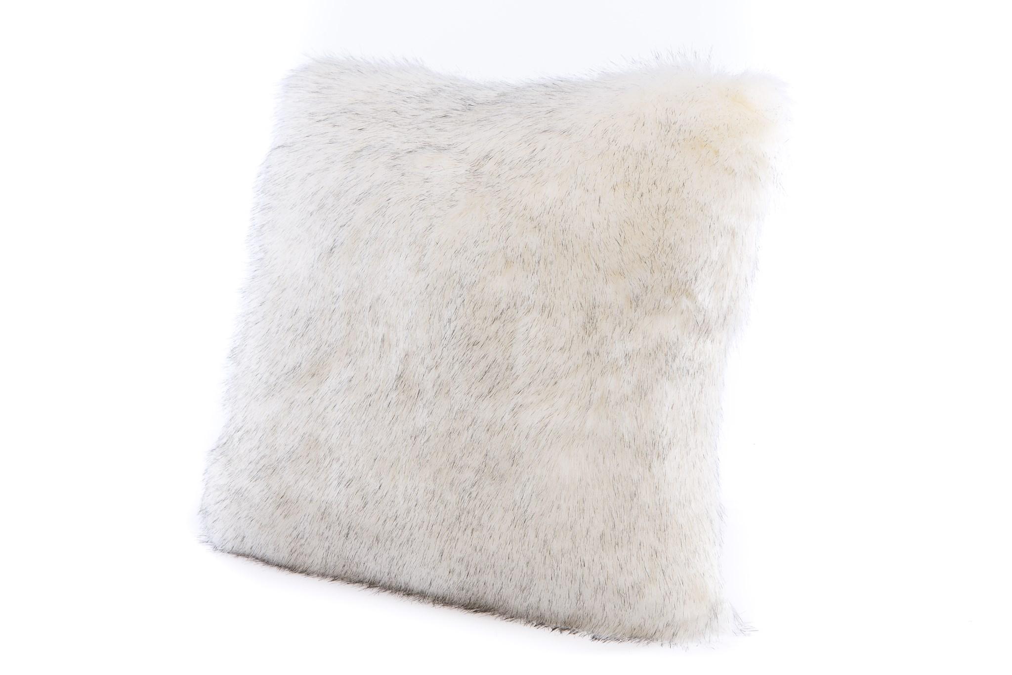 Faux Fox Pillow: 18