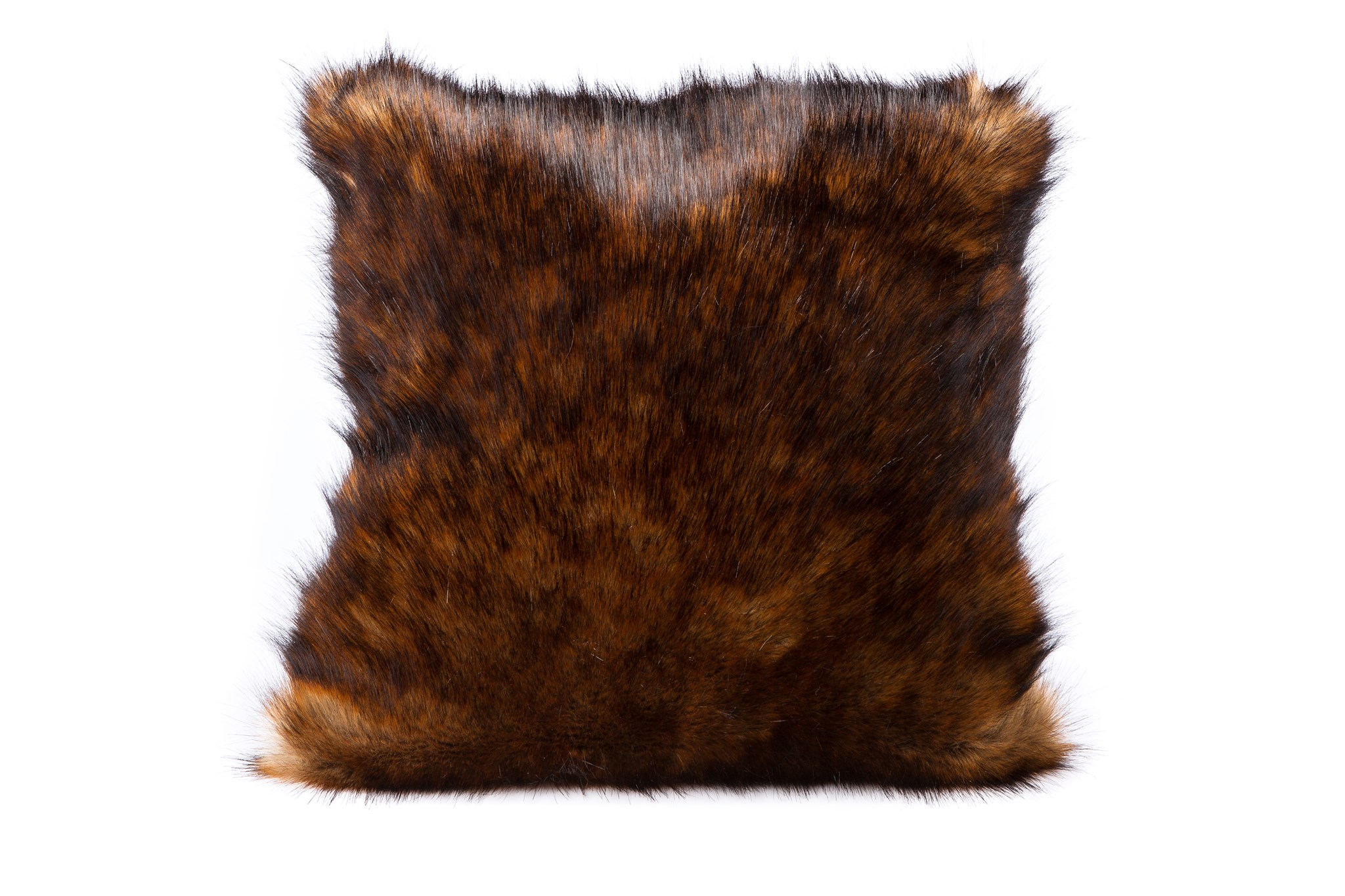 Faux Fox Pillow: 18