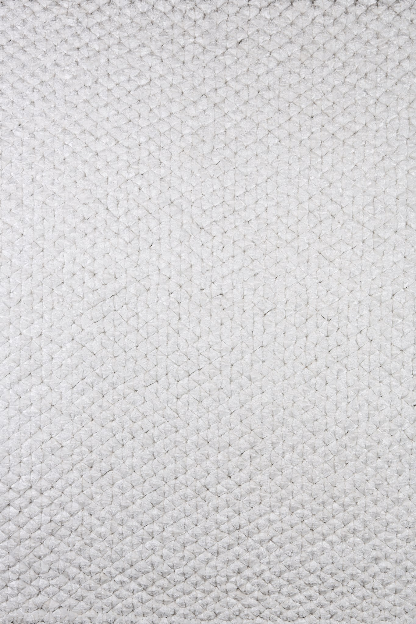 Shimmer Pebble Rug: 6'x9' Platinum