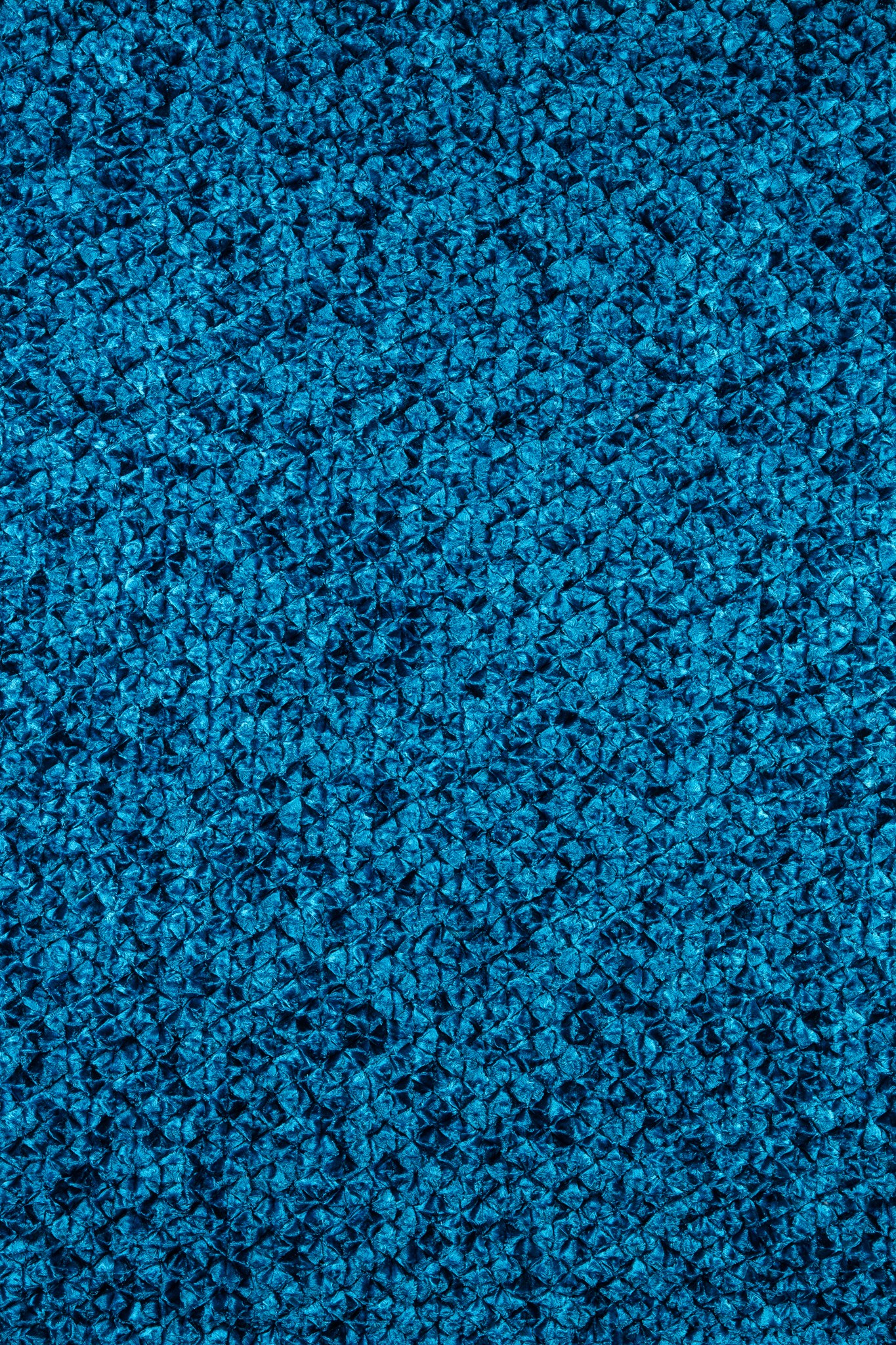 Shimmer Pebble Rug: 6'x9' Steel Blue