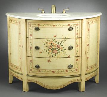 Vanity W Sink
