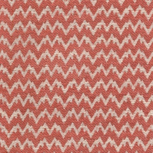 Bergen - Coral - Fabric By the Yard