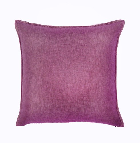 Bedford - Raspberry -  Pillow - 12