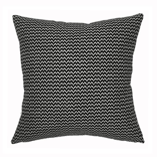 Bergen - Black -  Pillow - 12