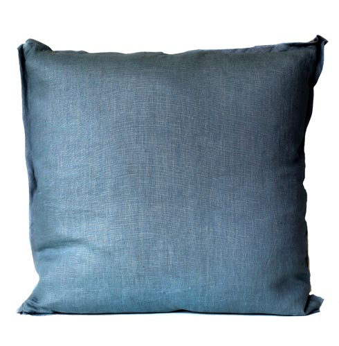 Churchill Linen - Blue Mist -  Pillow - 12