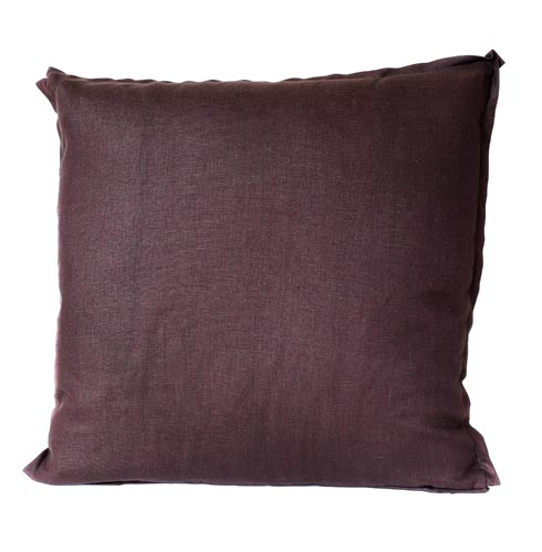 Churchill Linen - Brown -  Pillow - 12