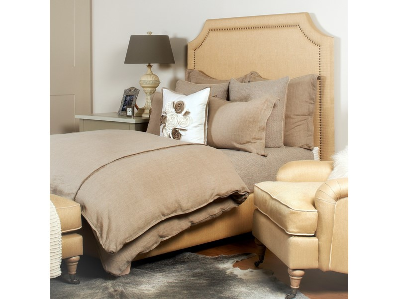 Churchill Linen - Flax Bedding