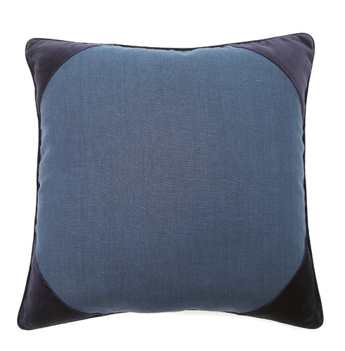 Churchill Linen - Navy -  Pillow - 12
