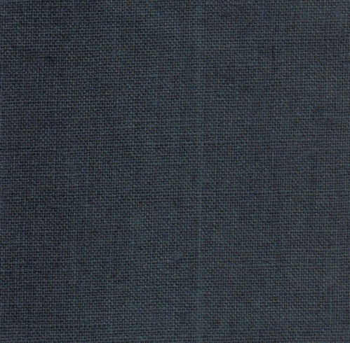 Churchill Linen - Navy - Fabric By the Yard