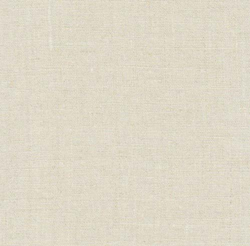 Churchill Linen - Ivory - Fabric By the Yard