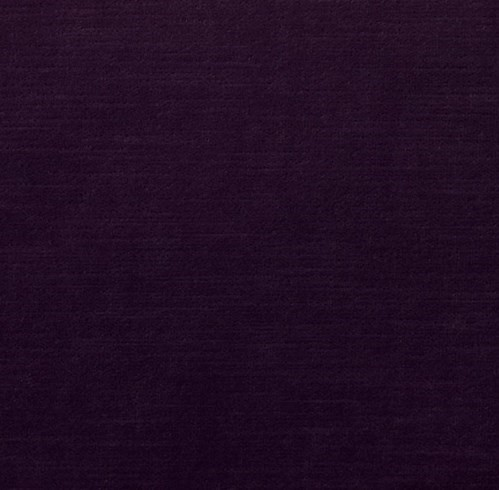 Franklin Velvet - Aubergine - Fabric By the Yard