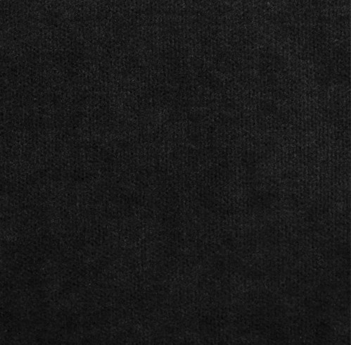 Franklin Velvet - Black - Fabric By the Yard