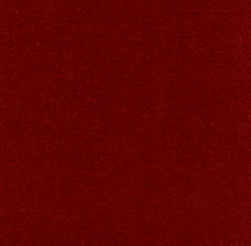 Franklin Velvet * - Cordovan - Fabric By the Yard