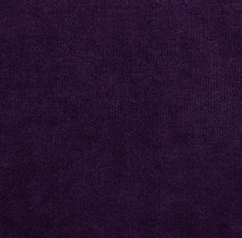 Franklin Velvet - Deep Purple - Fabric By the Yard