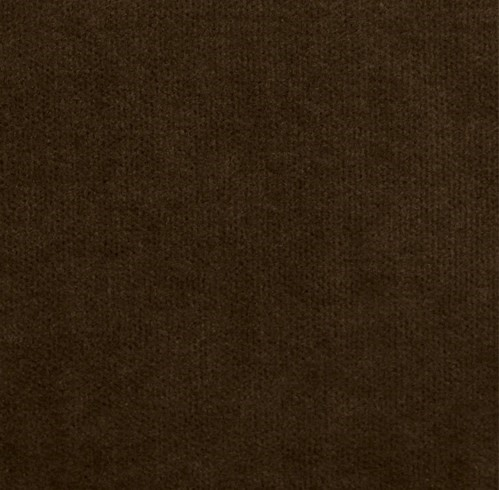 Franklin Velvet - French Roast - Fabric By the Yard