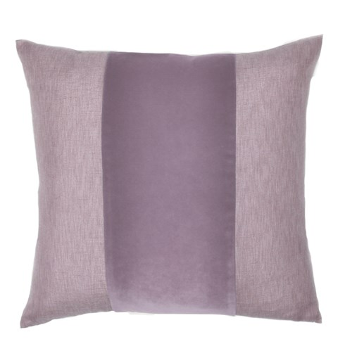 Franklin Velvet - Crocus -  BAND Pillow - 22