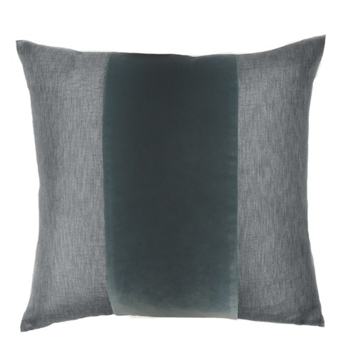 Franklin Velvet - Cyclone -  BAND Pillow - 22