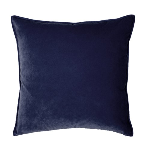 Franklin Velvet - Indigo -  Pillow - 12