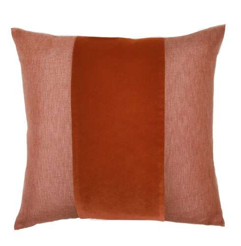 Franklin Velvet - Marmalade -  BAND Pillow - 22