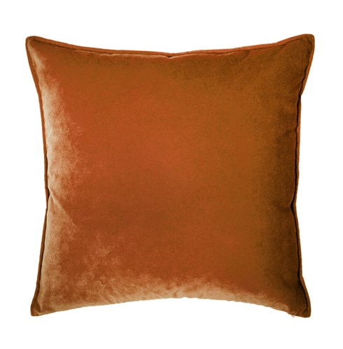Franklin Velvet - Marmalade -  Pillow - 12