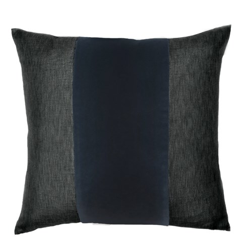 Franklin Velvet - Thundercloud -  BAND Pillow - 22
