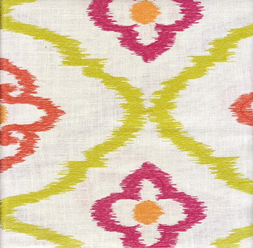 Grand Lake - Summer - Fabric By the Yard