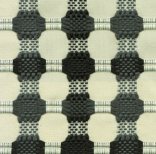 Imari - Graphite - Fabric By the Yard