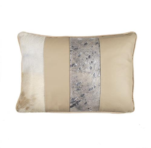 Leather Light Pillow- 20