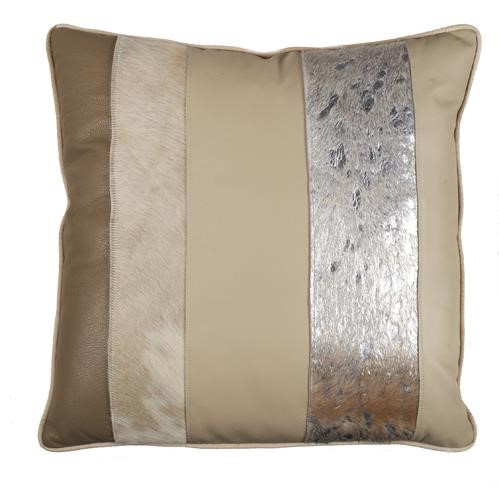 Leather Light Pillow - 22