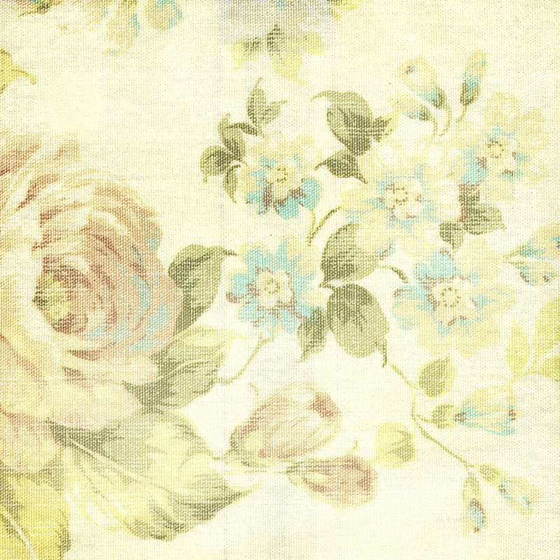 Lillian - Linen - Last Call Fabric
