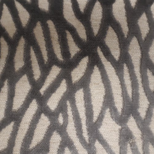 Maladeta - Graphite - Fabric By the Yard