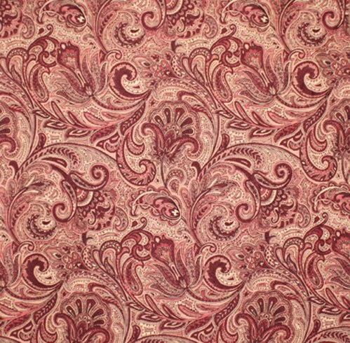 Monticello - Chambord - Fabric By the Yard