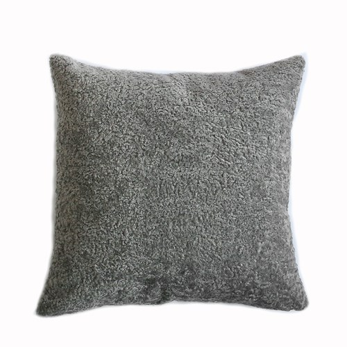 Mary - Grey -  Pillow - 12