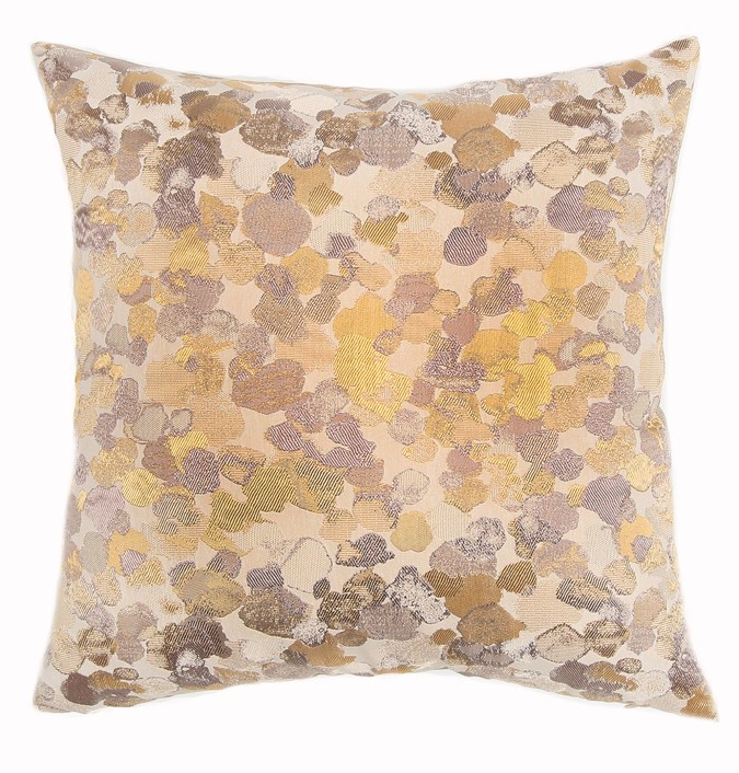 Monaco - Gold -  Coverlet - Twin Plus