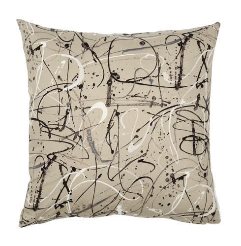 Newfane - Taupe -  Pillow - 12