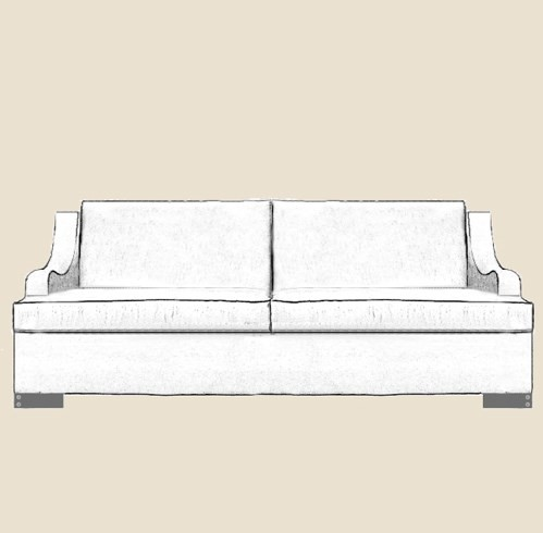 Orlando Unique Sofa