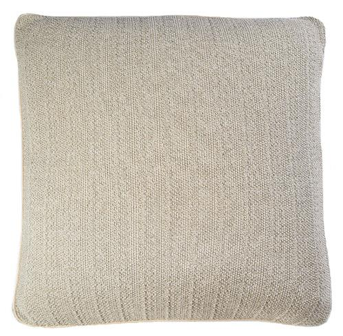 Pebble Knit - Flax - Pillow - 26