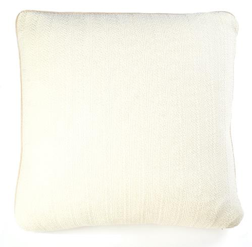 Pebble Knit - Ivory - Pillow - 26