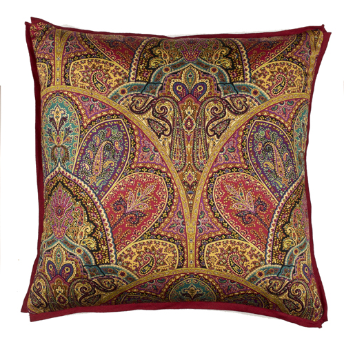 Persia - Tourmaline -  Pillow - 12