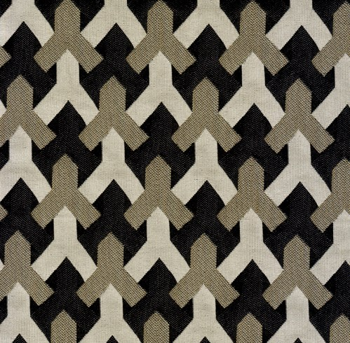 Pomfret * - Onyx - Fabric By the Yard
