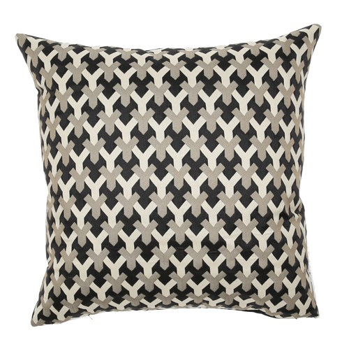 Pomfret - Onyx -  Pillow - 12