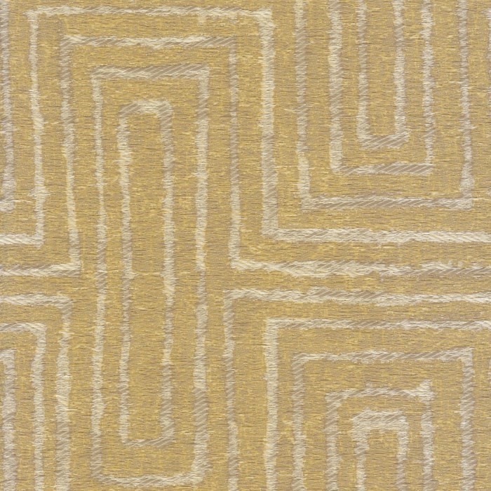 Sumatra - Gold -  Fabric By the Yard