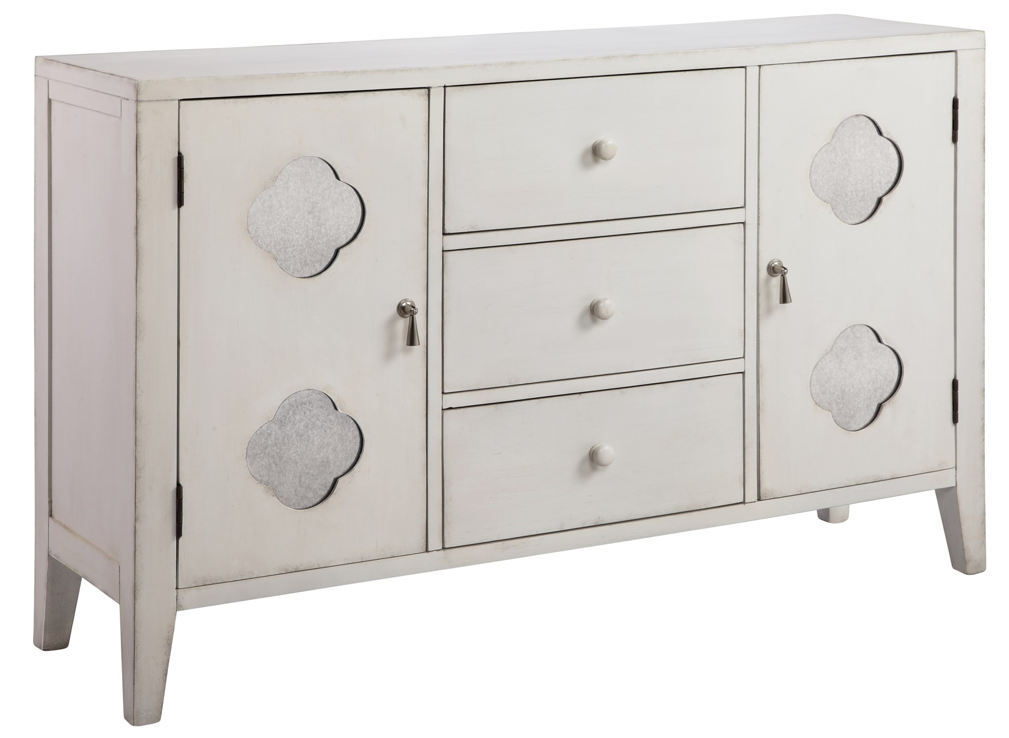 Superior Juliette 2 Door 3 Drawer Cabinet
