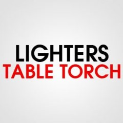 LIGHTER TABLE TORCH