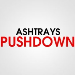 ASHTRAY PUSHDOWN