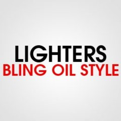 BLING OIL STYLE LIGHTER