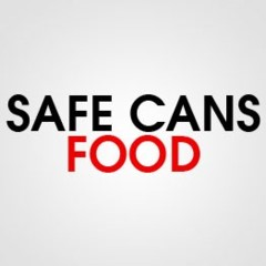 SAFE CAN FOOD