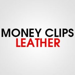 MONEY CLIPS LEATHER