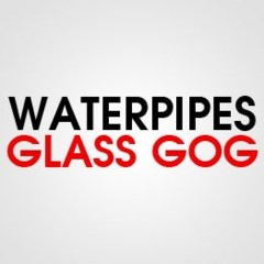 GLASS WATER PIPE GOG